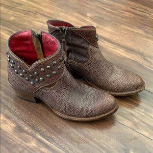 Macie bean short boots